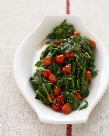 edf 0906 bag spinach vert Recipes for Healthy Eyes