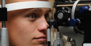 eye exam month