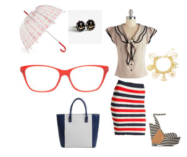 Essential Nautical1 Spring Trends: Essential Nautical