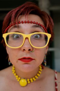 Bianca, vintage, style, glasses