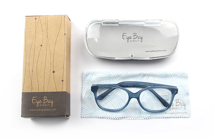 EyeBuyDirect Glasses Case