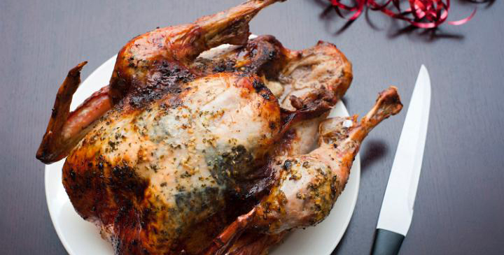 christmas turkey 5 Ways to Add Healthy Eye Foods to Thanksgiving