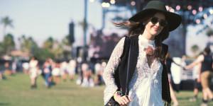 Elle Magazine Coachella