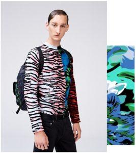 Kenzo x H&M Menswear