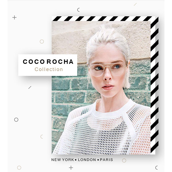 Coco Rocha Collection EyeBuyDirect