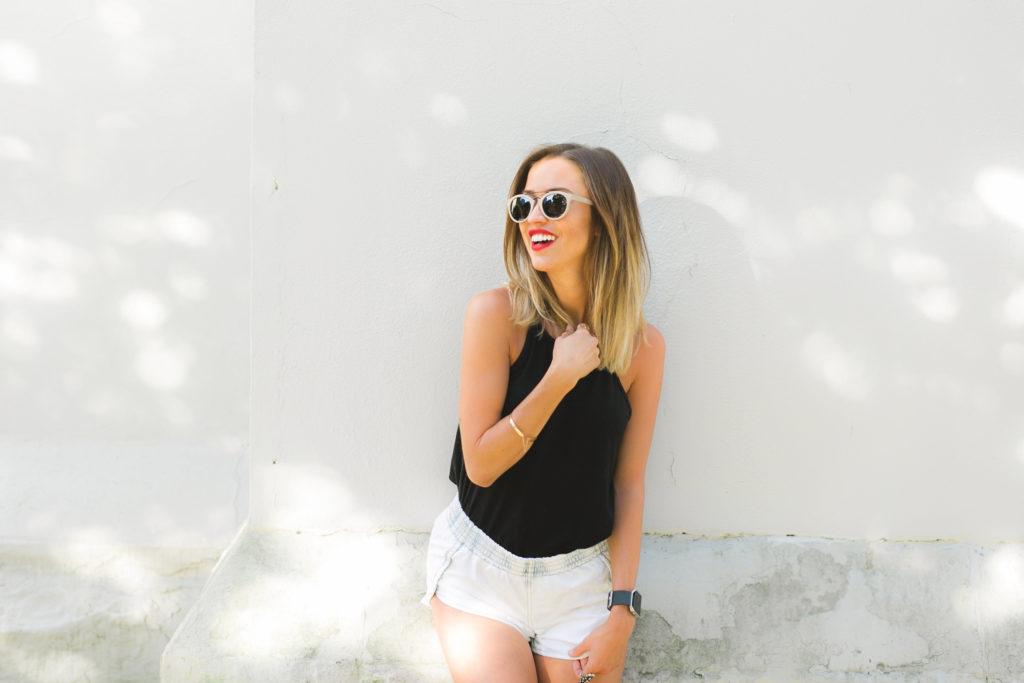 Kaitlyn Bristowe EyeBuyDirect Sunglasses Enzo