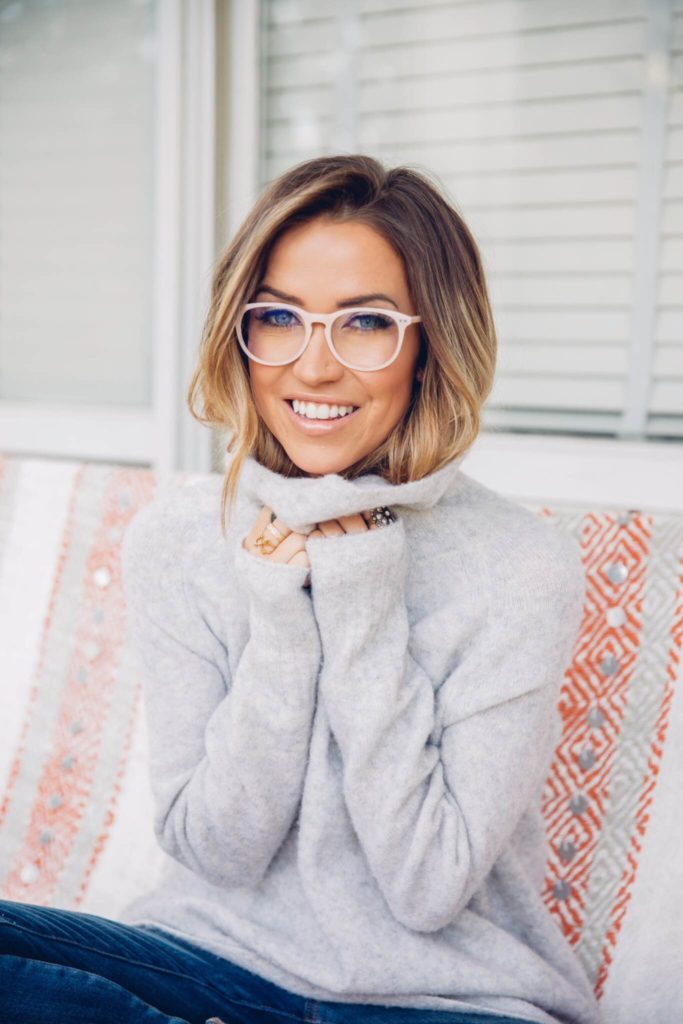 Kaitlyn Bristowe EyeBuyDirect Eyeglasses