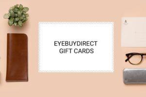 EyeBuyDirect Gift Cards