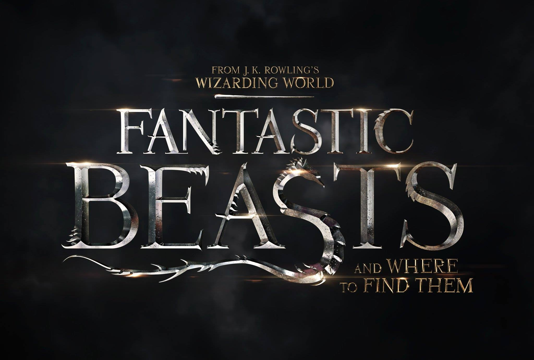 Fantastic Beasts and where to Find Them banner