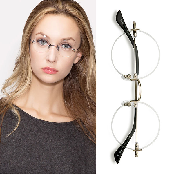 EyeBuyDirect Palo Alto Eyeglasses