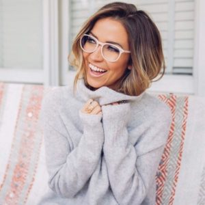 EyeBuyDirect Kaitlyn Bristowe Fiction Pink
