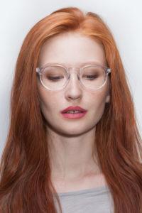 EyeBuyDirect Theory Eyeglasses Clear