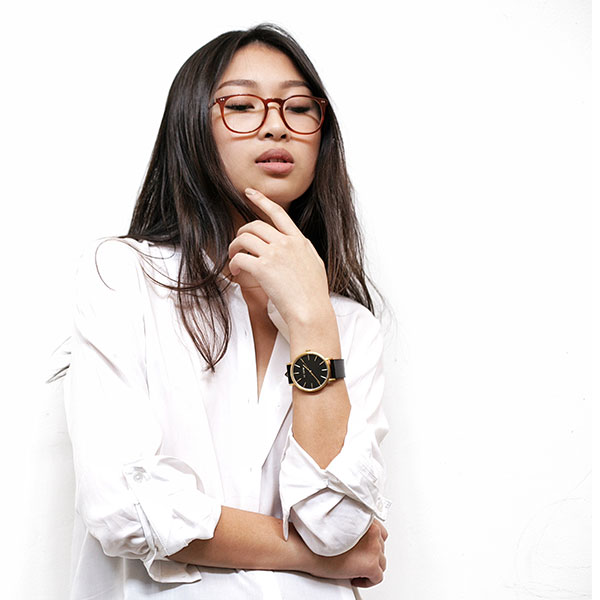 EyeBuyDirect Shade Eyeglasses Cinnamon
