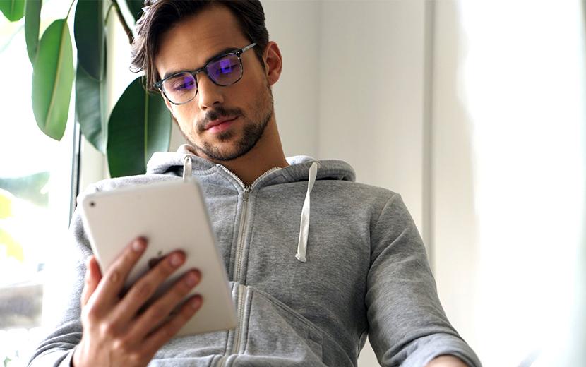 EyeBuyDirect Blog 4 ways to reduce eyestrain