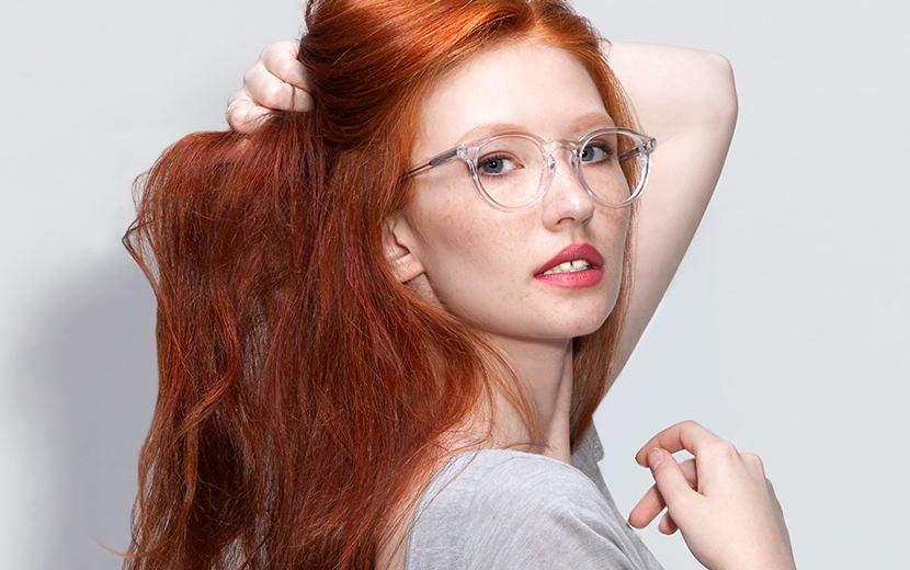 EyeBuyDirect BLINK Eyeglasses for you skin tone