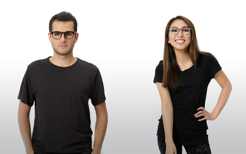 EyeBuyDirect BLINK Eyeglasses for your skin tone