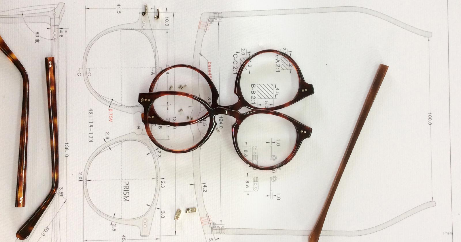 How To Fix A Popped Glasses Lens Blog Eyebuydirect