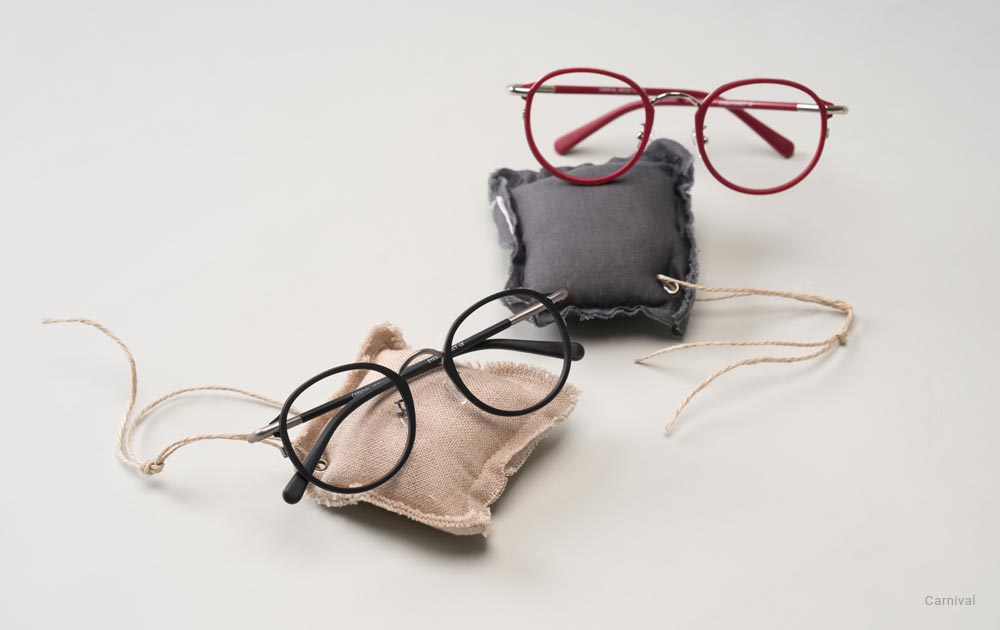 what to do with old eyeglasses - bag - glasses