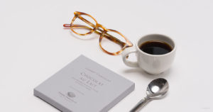 how to fix glasses - coffee