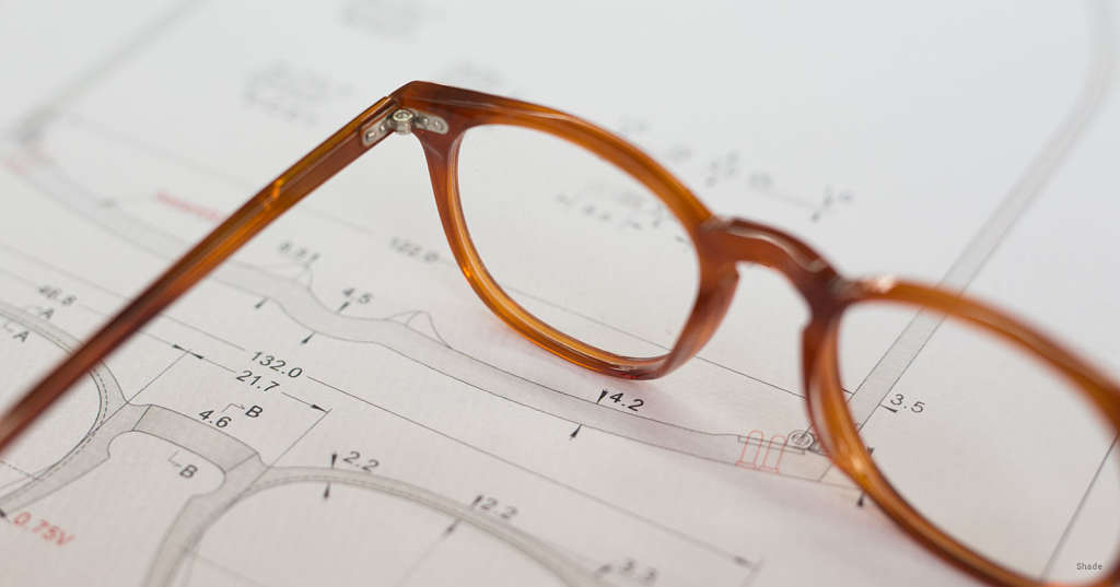 The Different Parts of Eyeglasses