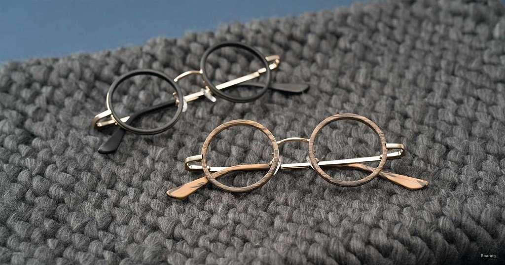 Vintage Round Glasses Are Back