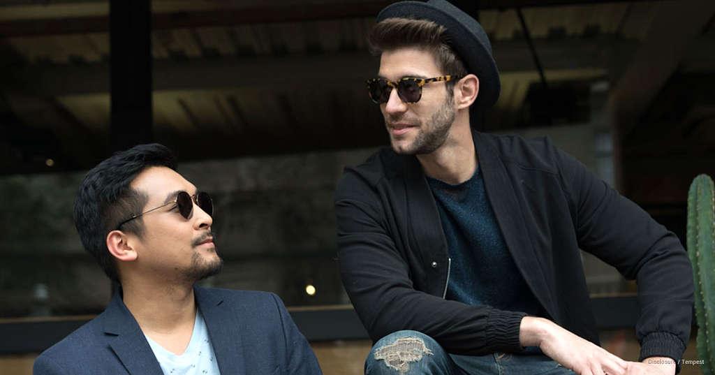 Rock on: Retro Sunglasses for Men
