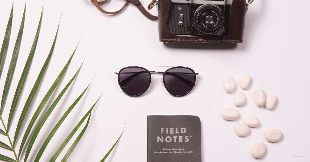 Mirror Lens Sunglasses for Men