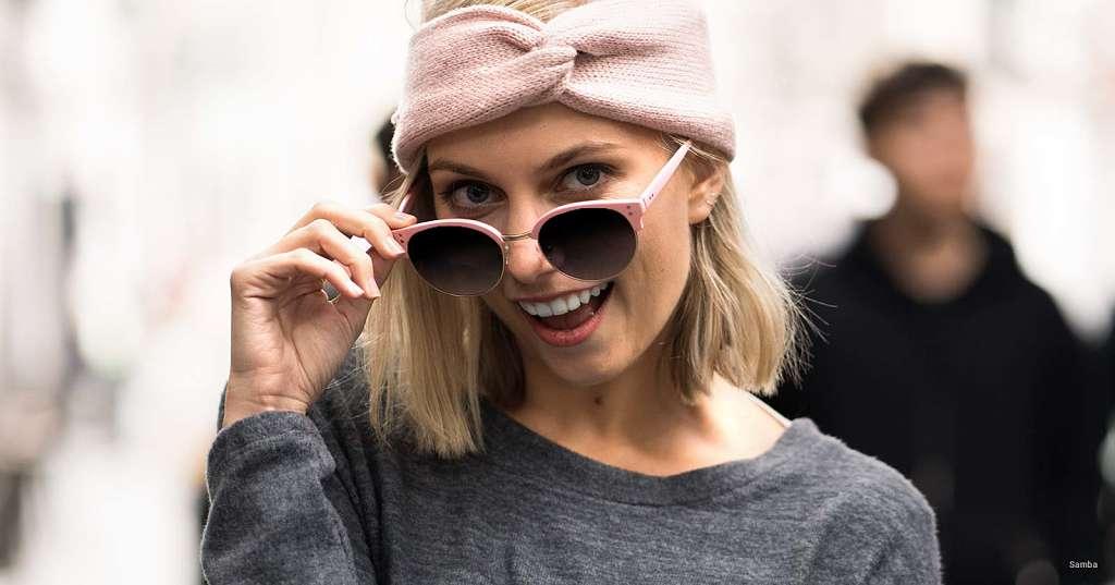 Gradient Sunglasses for Women