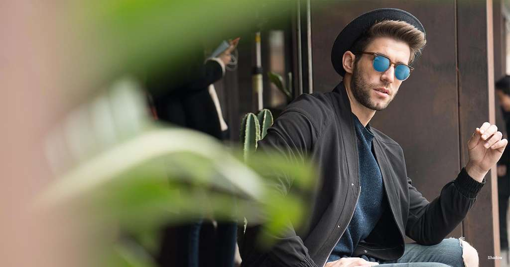 Blue Mirror Sunglasses for Every Occasion