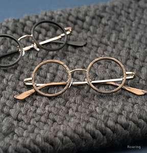 discount round reading glasses