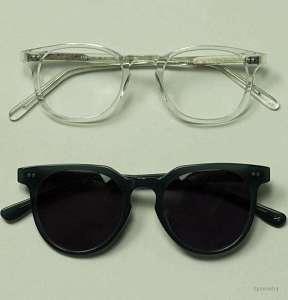 single vision transition lenses