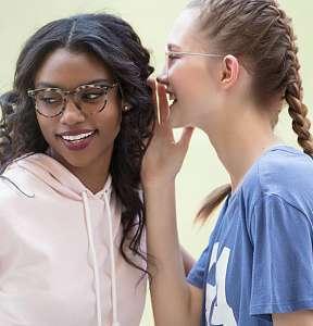 active eyewear- two girls
