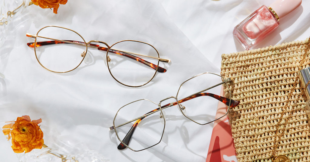 Insta Influencer Impressions on Tan France x EyeBuyDirect Frames